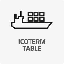 Icoterm Table